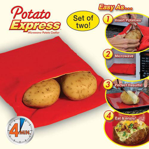کیسه potato express